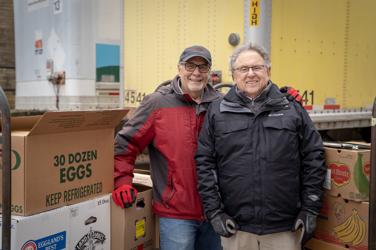 Andy Stern and Peter Chenette Retail Rescue
