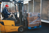 NEW - forklift Don 2011