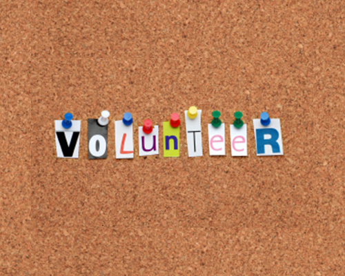2016 HAM Volunteer Join our Team take action