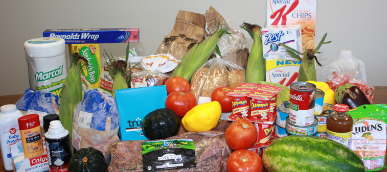 NEW - SNAP groceries 2012
