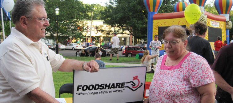NEW - Foodshare Ambassador 2011