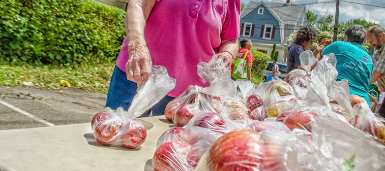 Hunger-free community ensuring everyone has enough 2015
